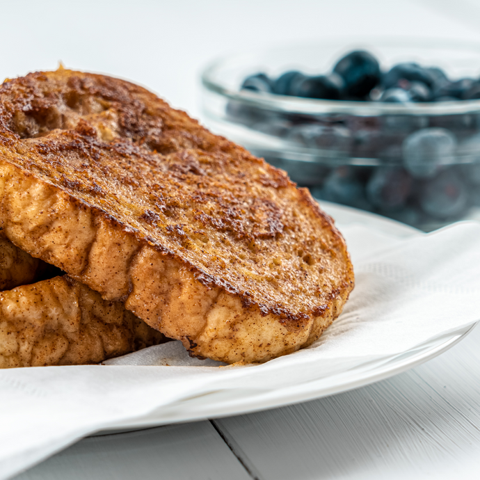 French Toast, But Better.