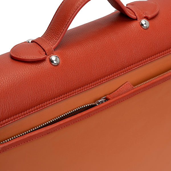 Laptop Bag - ORANGE