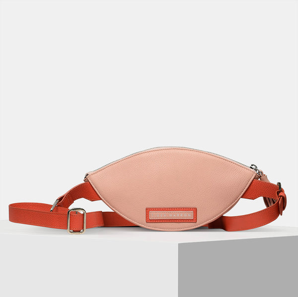 Belt Bags - Pink & Coral Pink