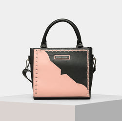 Tote Bag - Pink & Black