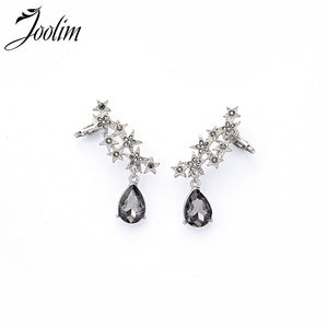 Joolim Jewelry Climber Earring Luxury Earring Wholesale Party Earring