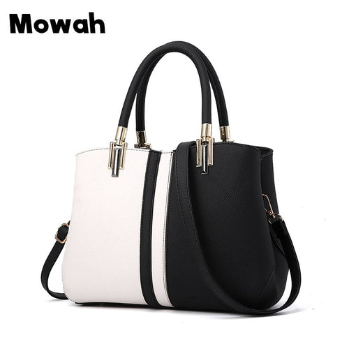 Mowah Luxury Women Handbag Leather Women Messenger Bag Female Leather Shoulder Bag WomenHandbag KBIW011 PM30