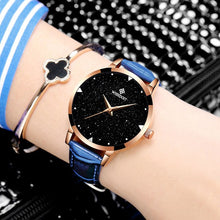 Load image into Gallery viewer, 2018 Women Watch Luxury Bracelets Quartz Watches Fashion Women's Wristwatches Clocks Waterproof Relogio Feminino Relojes mujer