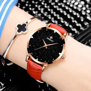 2018 Women Watch Luxury Bracelets Quartz Watches Fashion Women's Wristwatches Clocks Waterproof Relogio Feminino Relojes mujer