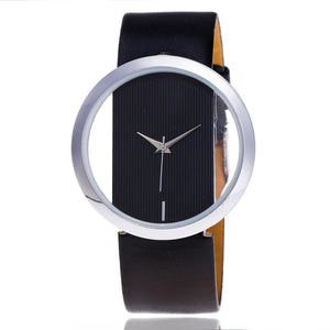 Fashion Women Beautiful Leather Casual Watch Luxury Analog Quartz Watch Gift Luxury Analog Quartz Watch Relogio Feminino Zegarek