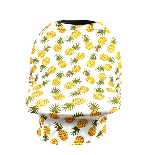 Pineapple Multifunctional Cover