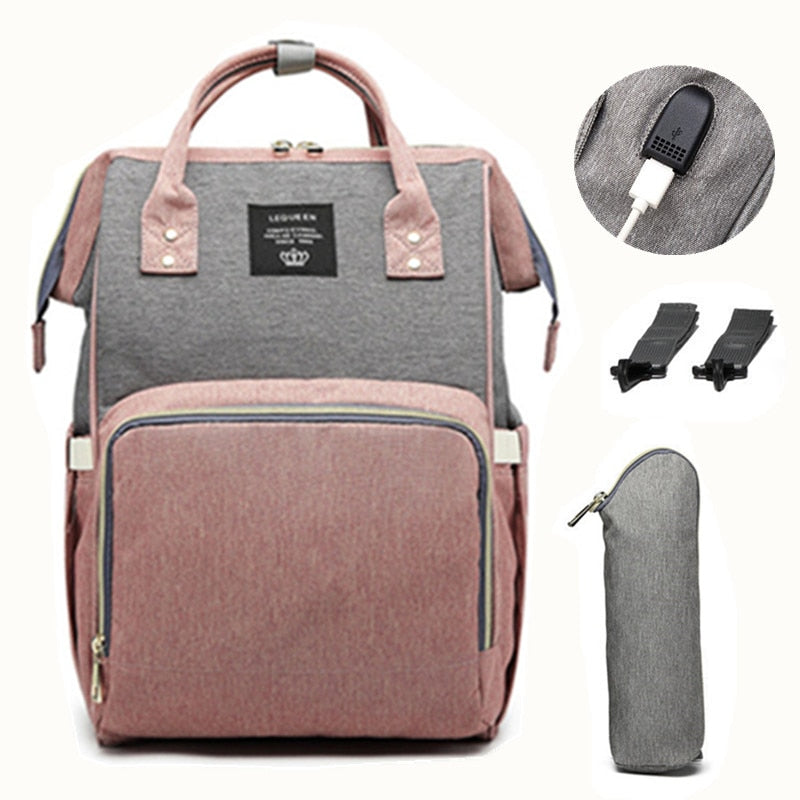 Archer All-Purpose Diaper Bag