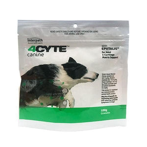 Interpath 4cyte Canine Joint Support Supplement - 100g | Choice Vet Pharmacy