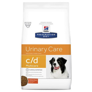 Hill's Prescription Diet c/d Multicare Urinary Care Dry Dog Food 3.85kg | Choice Vet Pharmacy