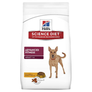 Hill's Science Diet Adult Advanced Fitness Dry Dog Food 3kg | Choice Vet Pharmacy