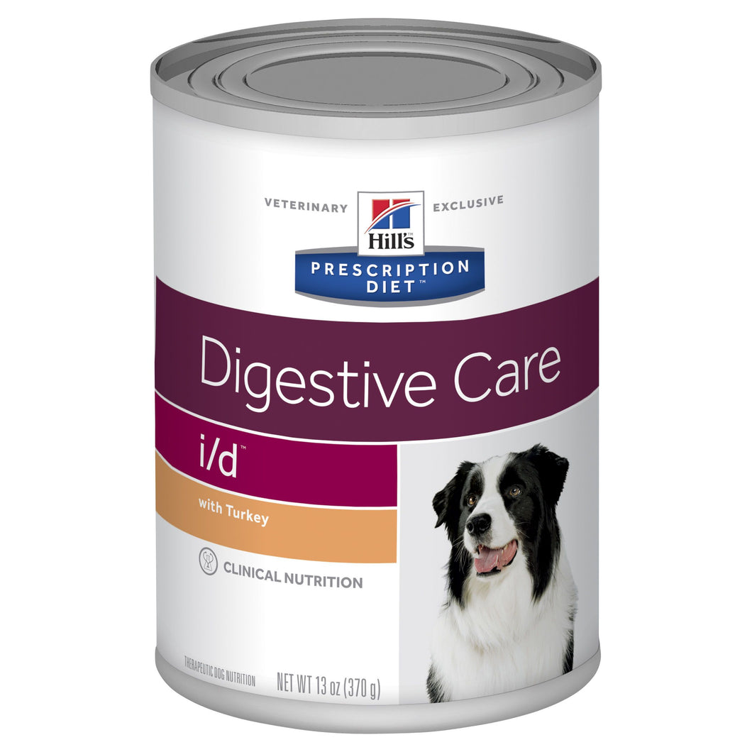 Hill's Prescription Diet i/d Digestive Care Canned Dog Food 370g | Choice Vet Pharmacy