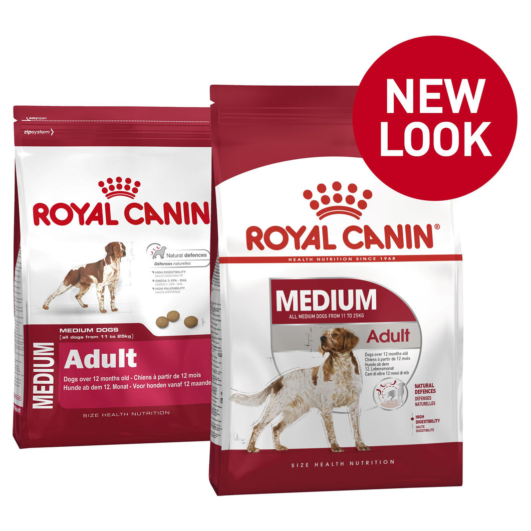 Royal Canin Medium Adult 10kg | Choice Vet Pharmacy