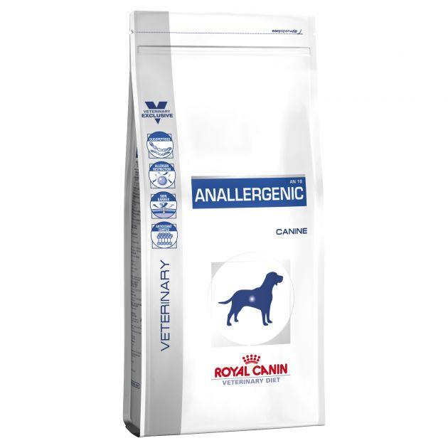 Royal Canin Anallergenic Dog Food 3kg | Choice Vet Pharmacy