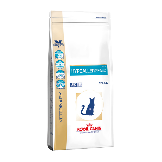 Royal Canin Feline Hypoallergenic 4.5kg | Choice Vet Pharmacy