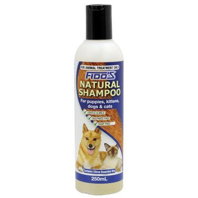 Fidos (Mavlab) FIDO'S NATURAL SHAMPOO 250ML | Choice Vet Pharmacy