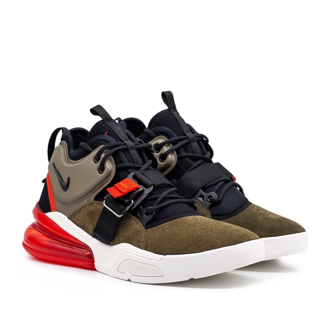 the latest f388f 32df1 NIKE AIR FORCE 270 MEDIUM OLIVE – HYPE SHOP SESSION
