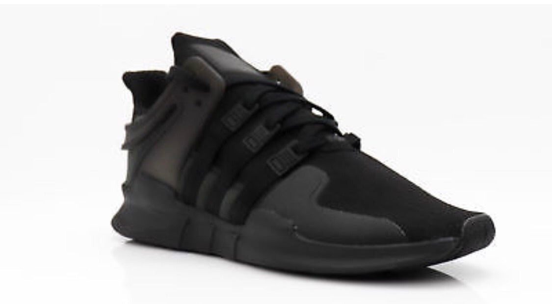meet 6fc47 897b6 ADIDAS EQT SUPPORT ADV TRIPLE BLACK