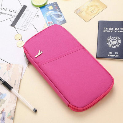Travel Wallet , Family Passport Holder
