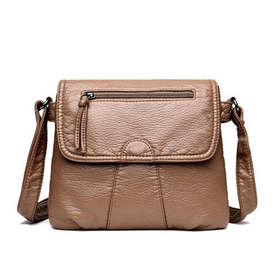 haloera™ Mini Soft Leather Handbag