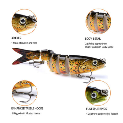 Swimming Fishing Lure