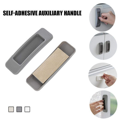Self-Adhesive Insatant Auxiliary Handle
