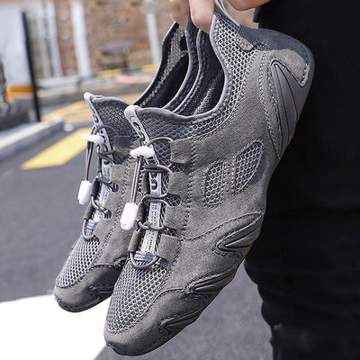 MVSTU™ Men's Octopus Mesh Fabric Breathable Casual Shoes