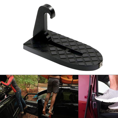 Multifunction Foldable Car Roof Rack Step
