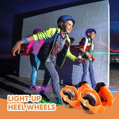 haloera™ Light-up Heel Wheels