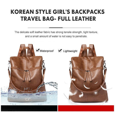 Girl's Backpacks Travel bag
