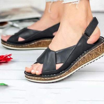 Mvstu™  Women's Comfortable Open Toe Summer Sandals