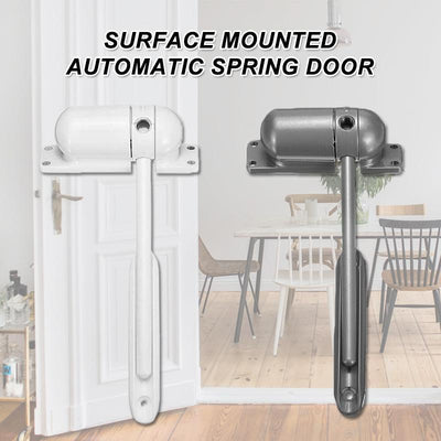 Surface Mounted Automatic Spring Door