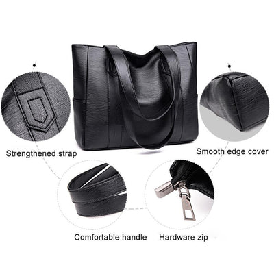Mvstu™ Elegant Tote Bag With Large Capacity