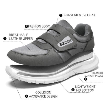 Mesh Breathable Ultra-Light Athletic Sneakers