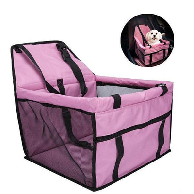 Upgrade Portable Pet Car Booster Seat