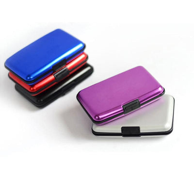 Portable Card Holder