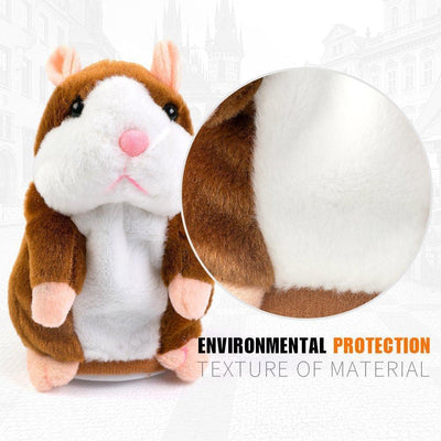 Hirundo Amazing Talking Hamster Mouse Toy