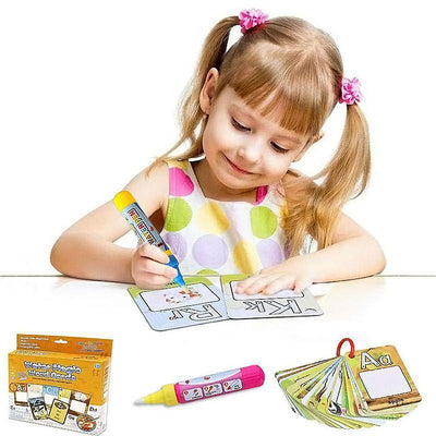 Mvstu™ Children Learning And Drawing Card Set