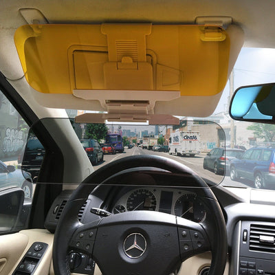 Day and Night Anti-Glare Car Windshield Visor