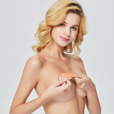 Women's Invisible Backless Nipplecover