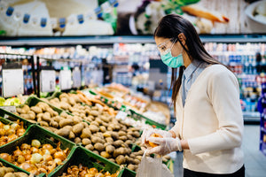 Safe Grocery Shopping During a Pandemic