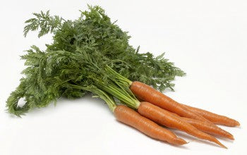 Carrots - Bunched, immature
