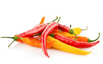 Peppers - Hot Peppers; Chiles