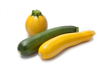Squash - Summer (soft rind); Courgette