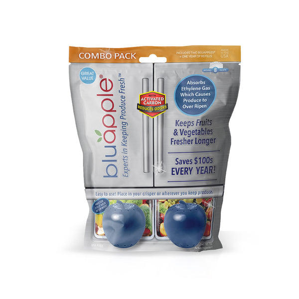 Bluapple® Carbon Combo Pack