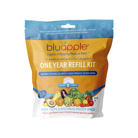 Bluapple® One Year Refill Kit