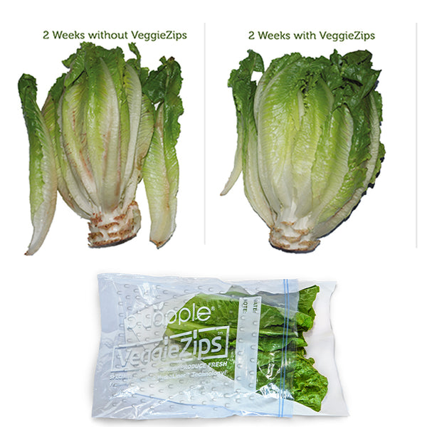 VeggieZips™ with HydroLiners™ 22-Pack