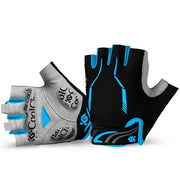 Aerocool Anti-Slip Half Finger Gloves