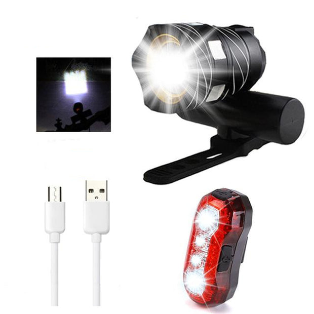 Cycle Torch LED Bicycle Light