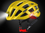 Night Conquest LED Bike Helmet