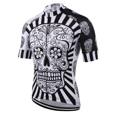 Mind Body and Soul Short Sleeve Cycling Jersey